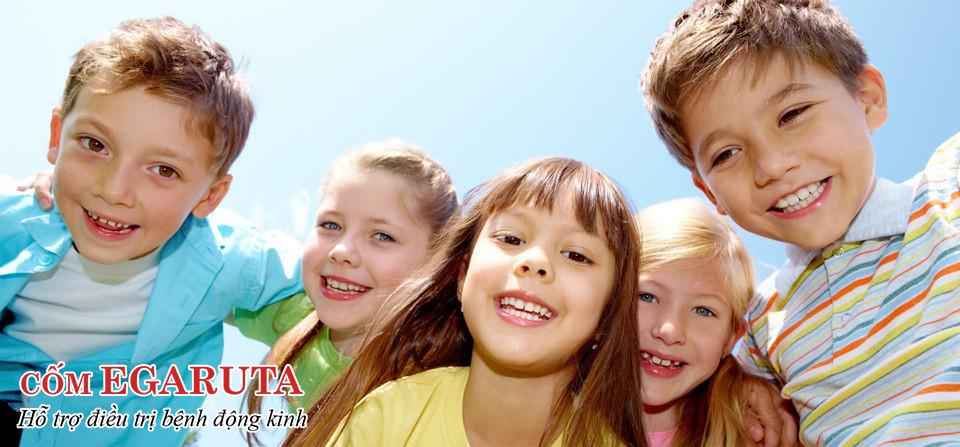 Trẻ em là đối tượng có nguy cơ mắc động kinh cao nhất